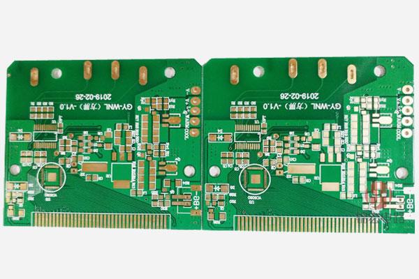 双层线路板,双层PCB,双层电路板