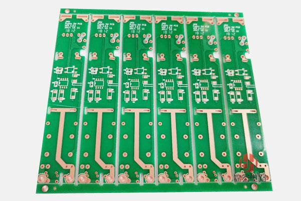 双面抗氧化pcb电路板