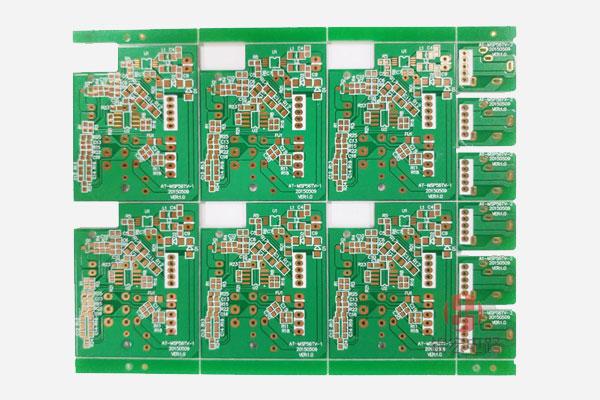 单面osp电路板