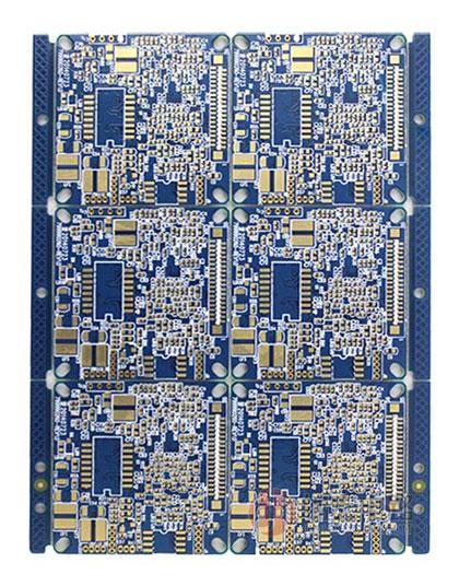 蓝油线路板