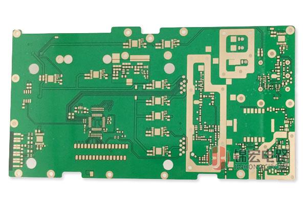 双面阻抗线路板,双面阻抗电路板的特性,双面阻抗PCB