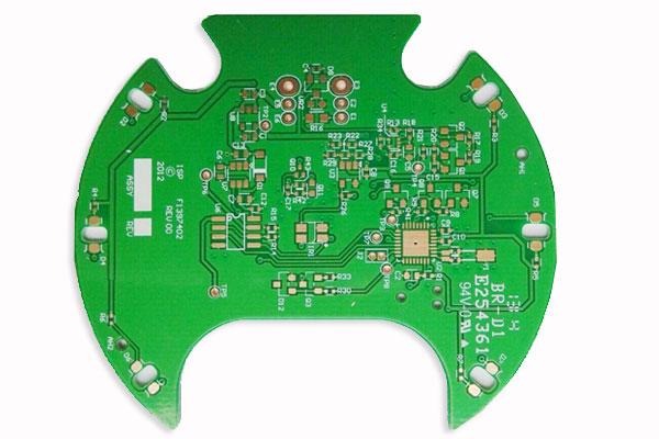 安防警报器PCB电路板