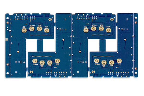 智能锁PCB线路板
