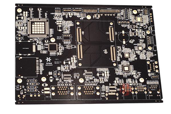 双面蓝牙音响PCB线路板