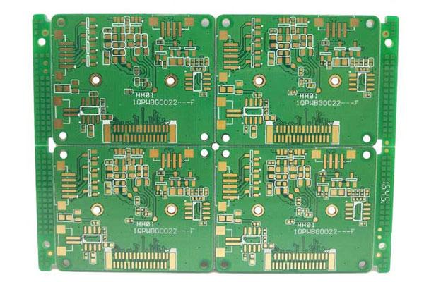 车载数字电视PCB线路板