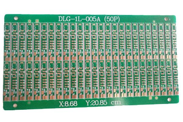 蓝牙耳机双面PCB板