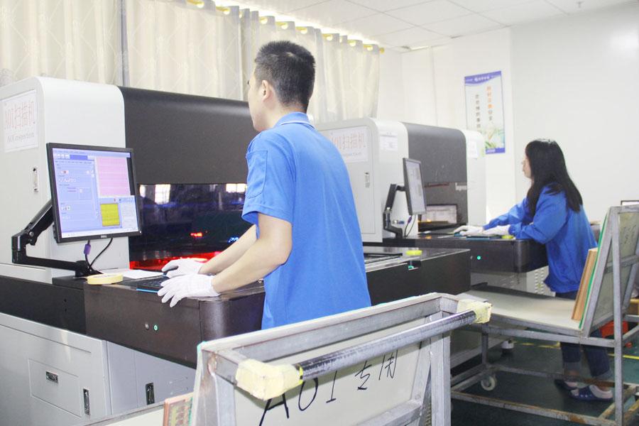 AOI扫描机设备