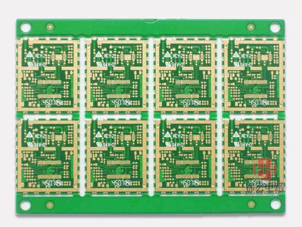 四层pcb电路板抄板