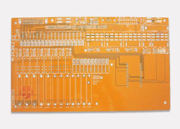 双面黄油PCB线路板
