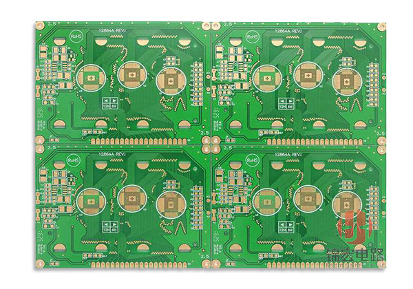双面铝基板PCB,双面铝基PCB电路板,双面铝基PCB线路板
