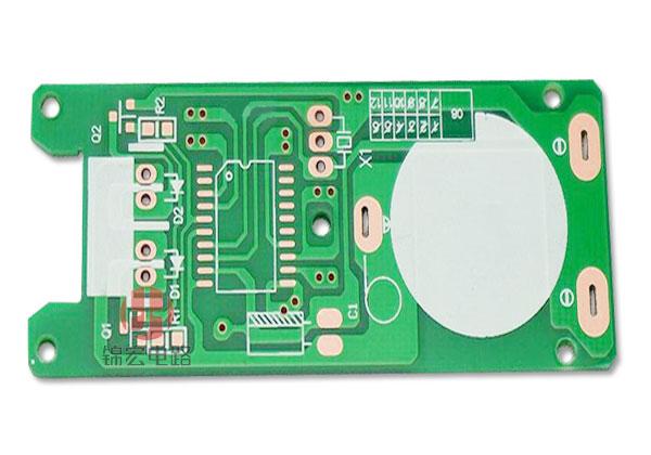双面绿油pcb电路板