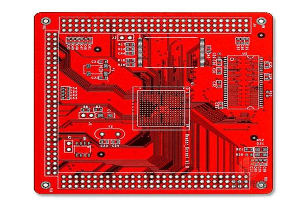 音响PCB电路板-合作案例