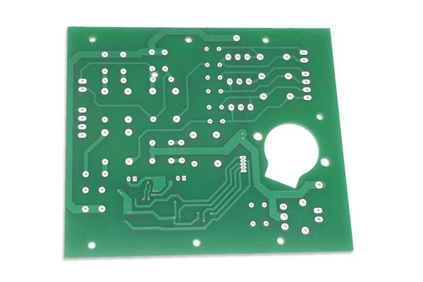 PCB点状孔破,线路板点状孔破如何避免