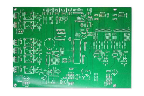 PCB电路板钻孔,线路板常见三种钻孔,电路板钻孔详解
