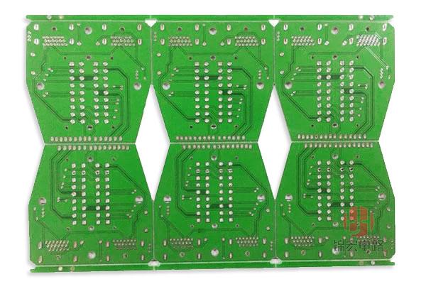 移动充电宝PCB电路板