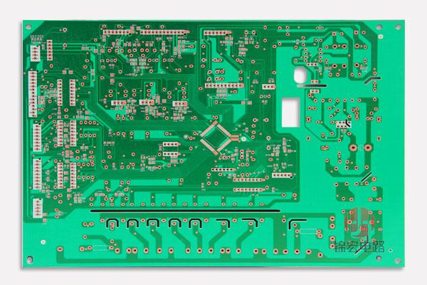 指针式电子表电路板