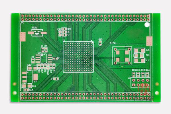 遥控器PCB电路板-合作案例