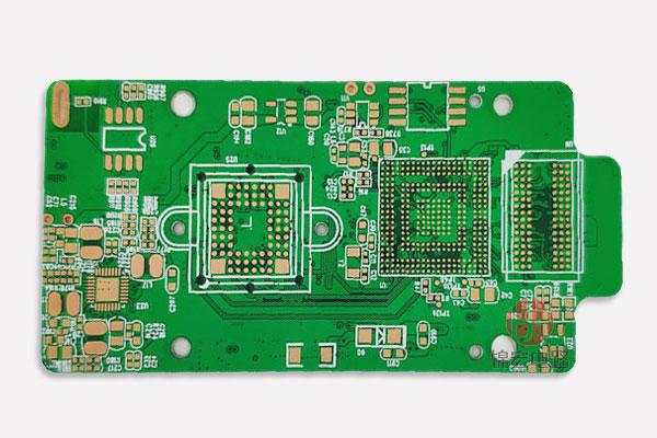 充电打火机PCB线路板-合作案例
