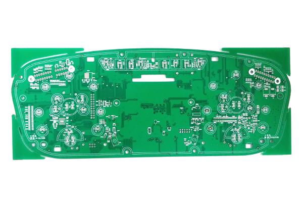 双面线路板,双面电路板镀铜技术,双面PCB板镀铜技术