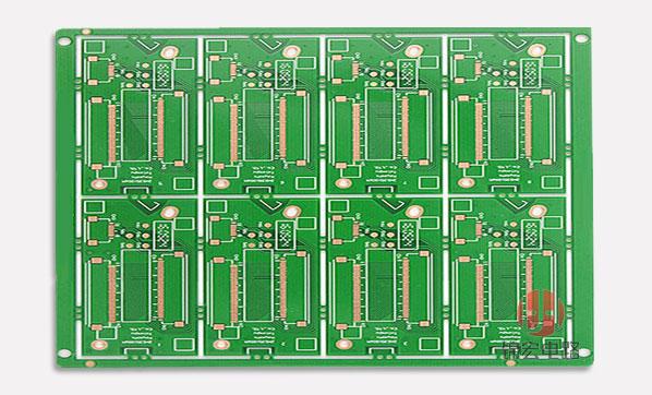 安防数据传输PCB