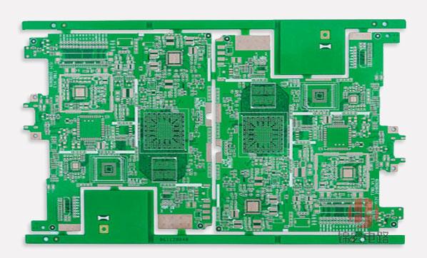 太阳能控制器线路板