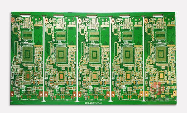 太阳能路灯电路板