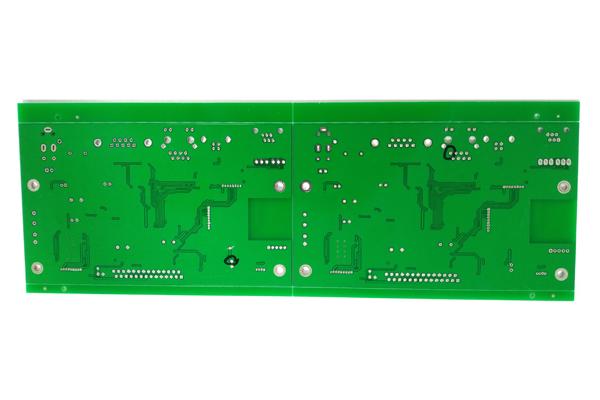 PCB板邮票孔,线路板邮票孔工艺,电路板邮票孔工艺及其设计