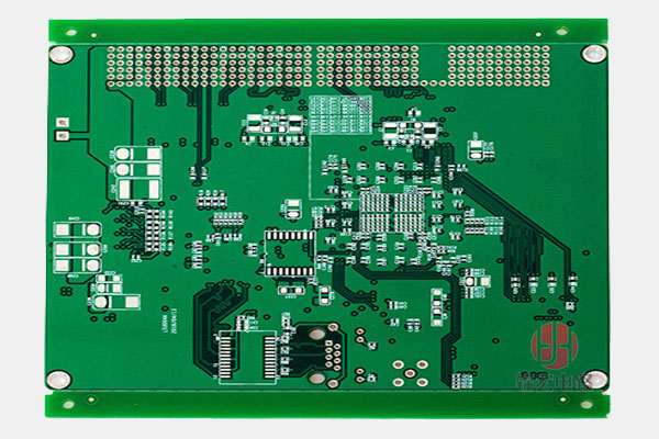 4层喷锡PCB线路板
