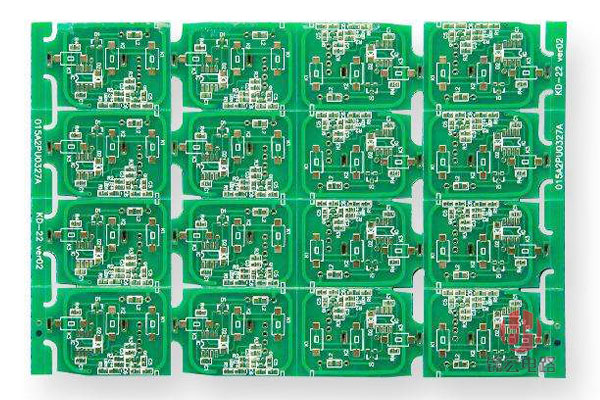 汽车信号采集控制PCB线路板