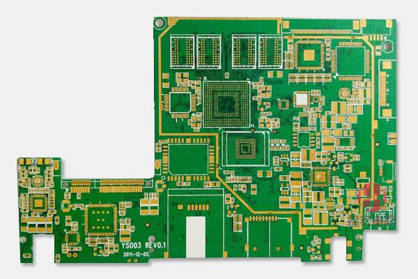双面异形PCB线路板