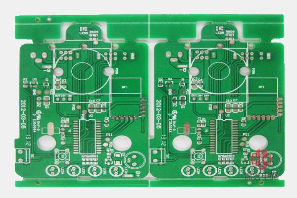 PCB多层喷锡电路板