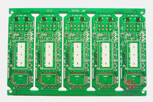 电蚊拍PCB线路板