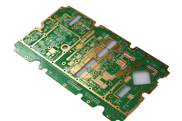 PCB镀金板,PCB镀金线路板,镀金电路板