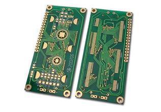 双面线路板,多层电路板,如何辨别双面和多层电路板