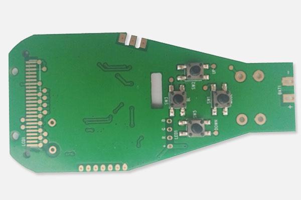 体温枪线路板,电子体温枪pcb电路板