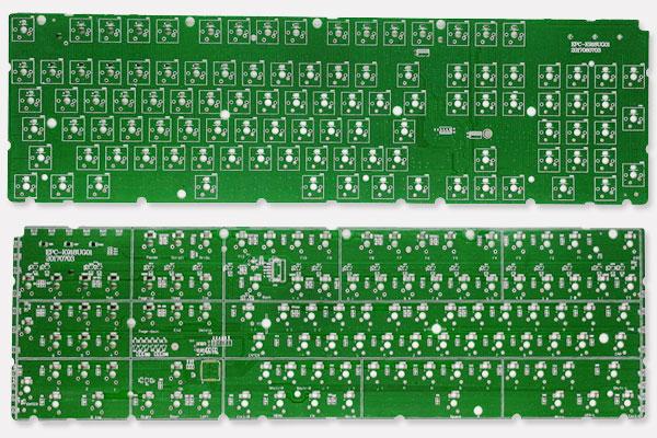 键盘pcb线路板生产厂