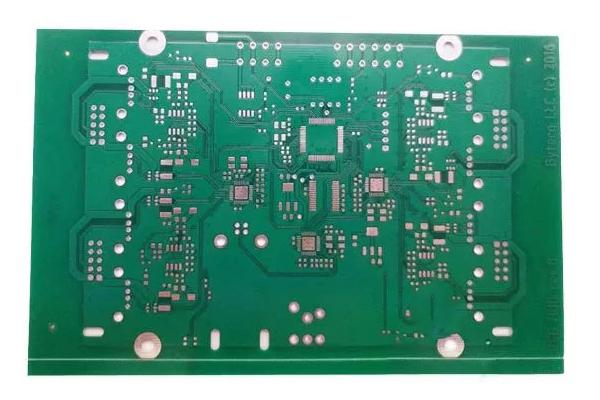 PCB线路板,PCB外层覆铜,电路板覆铜