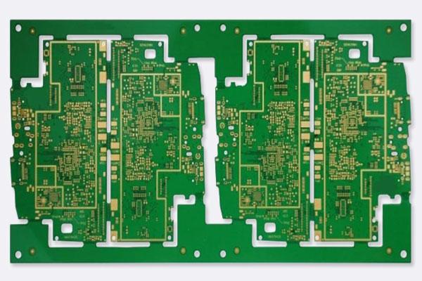 电脑主板线路板