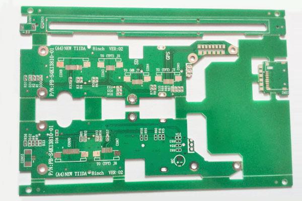 字形pcb线路板