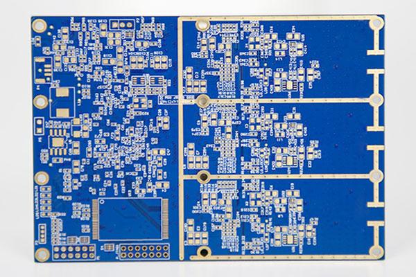 高频电路板制作