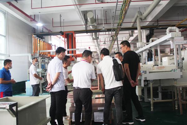 单面板板电镀问题分析与排除