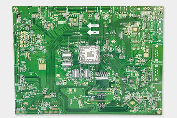 6层高精密沉金PCB线路板