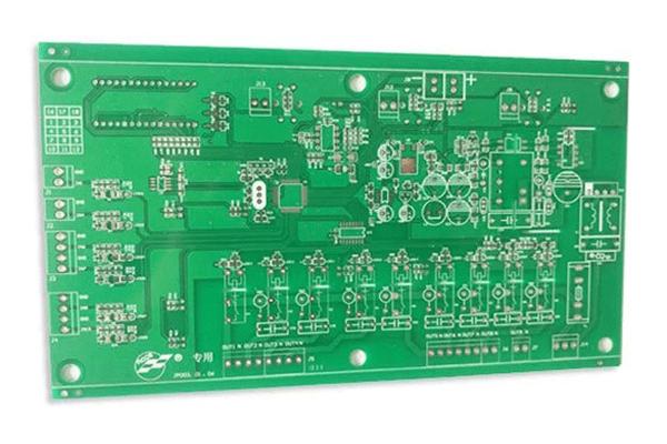 喷锡双层电路板,沉锡双层PCB