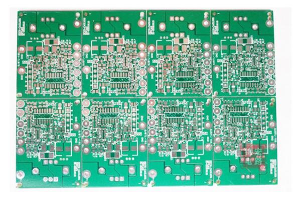 喷锡双层线路板生产,沉锡双层电路板制作