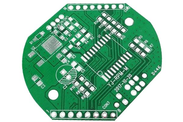 吸尘器电路板制作