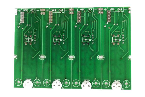 红绿灯PCB线路板