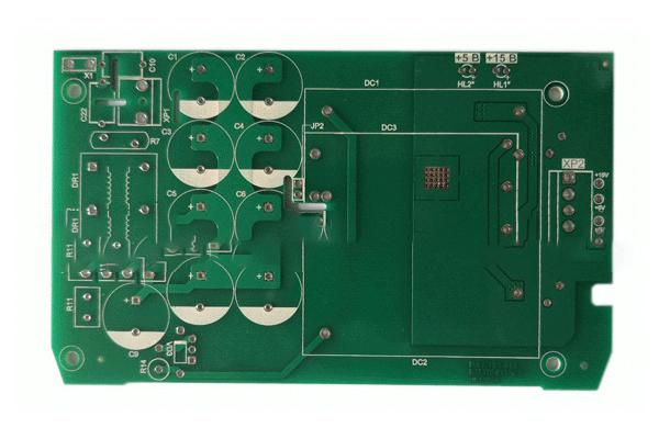 智能电子锁线路板