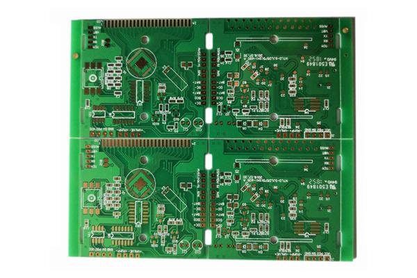 遥控插座PCB线路板