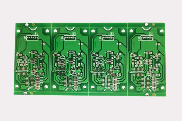 智能车位锁电路板