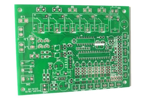 电能仪表线路板